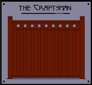 The Craftsman - Click to make larger.