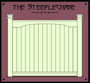 The Steeplechase - Click to make larger.